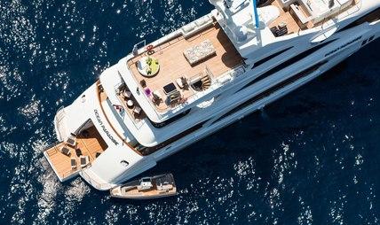 Ocean Paradise Charter Yacht - 5