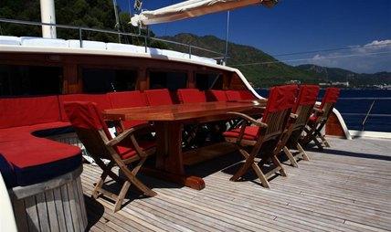 Junior Orcun Charter Yacht - 2