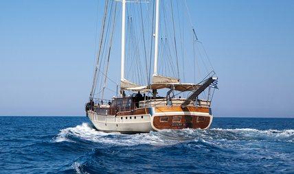 Aegean Schatz  Charter Yacht - 5