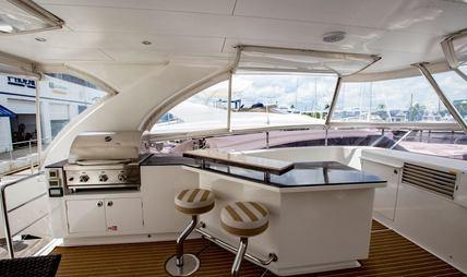 La Manguita Charter Yacht - 5