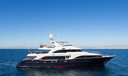 Option B Charter Yacht