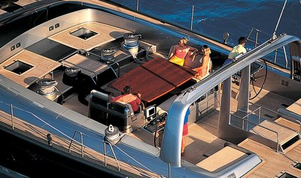 Wally B Charter Yacht - 4