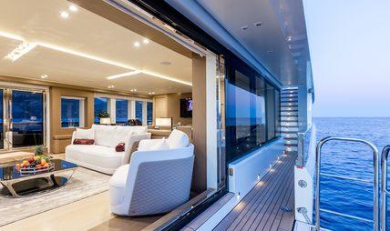 Katia Charter Yacht - 7