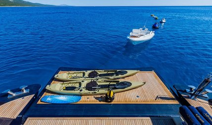 Agram Charter Yacht - 5