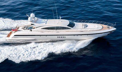 Lionchase Charter Yacht