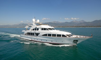 Elena Nueve Charter Yacht