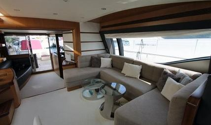 One More Time Charter Yacht - 6
