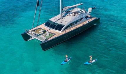 Cartouche Charter Yacht