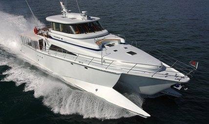 Pure Adrenalin Charter Yacht - 3