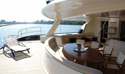 Nahema IV Charter Yacht - 5