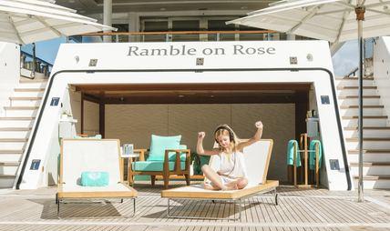 Ramble On Rose Charter Yacht - 5