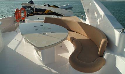 Majesty 88 Charter Yacht - 4