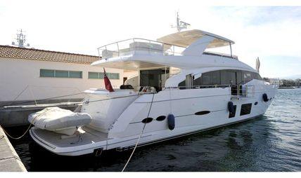 Allure Charter Yacht