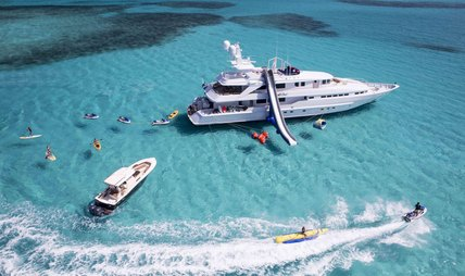 At Last Charter Yacht