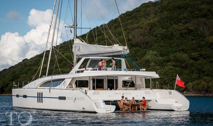 Tranquility Charter Yacht