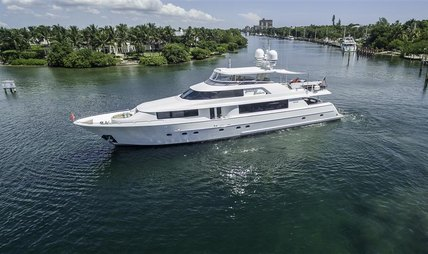 Something Southern Charter Yacht