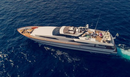Andrea Charter Yacht