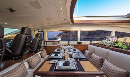 Cosmos I Charter Yacht - 5