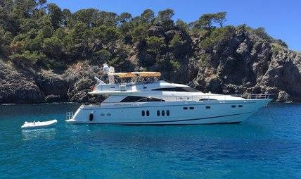Nirvana Charter Yacht