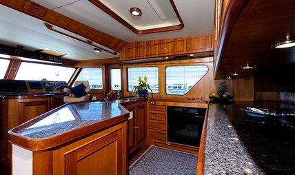 Alexandra Bear Charter Yacht - 7