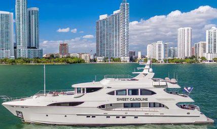Sweet Caroline Charter Yacht