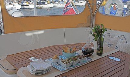 Curanta Cridhe Charter Yacht - 7
