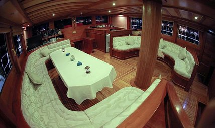 Junior Orcun Charter Yacht - 8