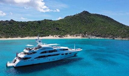 Latitude Charter Yacht - 2