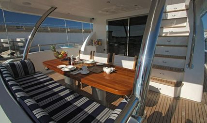 Midas Touch Charter Yacht - 3