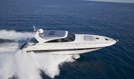 Icare Charter Yacht