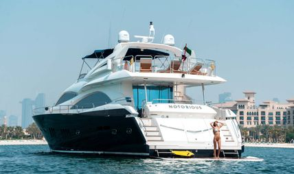 Notorious Charter Yacht - 5