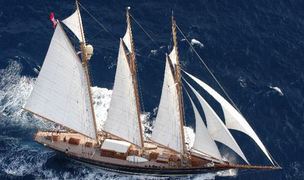 Shenandoah Charter Yacht - 5