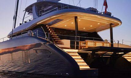 Genny Charter Yacht