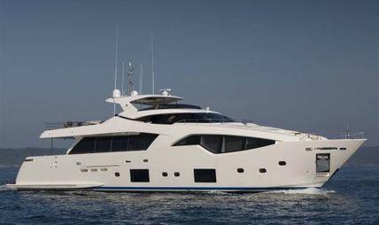 Alandrea Charter Yacht