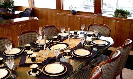 Sensation Charter Yacht - 3