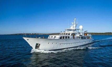 Cetacea Charter Yacht