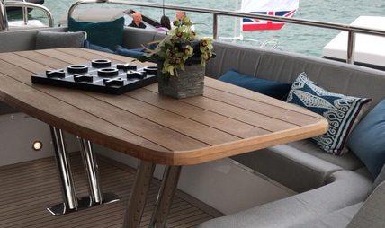 Blue Infinity Charter Yacht - 2
