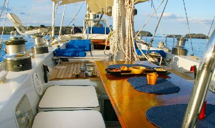 Tangaroa Charter Yacht - 2