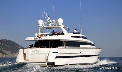 Aria Charter Yacht - 5