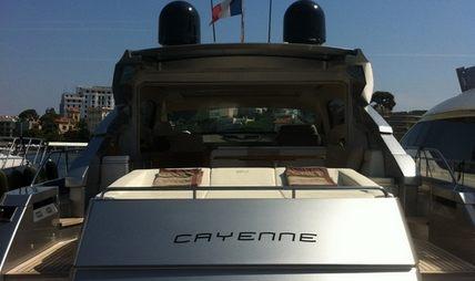 Cayenne Charter Yacht - 2