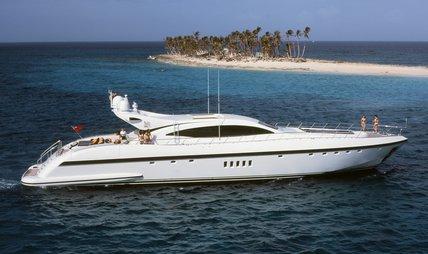 Shellona Charter Yacht