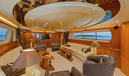 Lucy Pink Charter Yacht - 7
