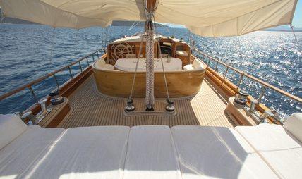 EYLUL DENIZ II Charter Yacht - 2