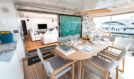 Paolucci Charter Yacht - 4