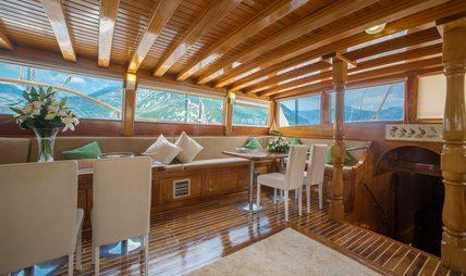 Sadri Usta 1 Charter Yacht - 6