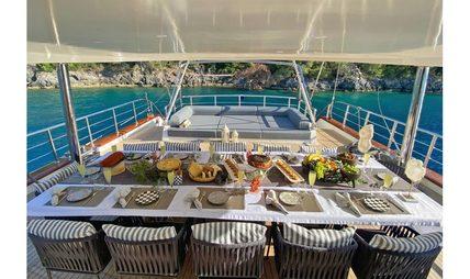 Queen of Makri Charter Yacht - 2