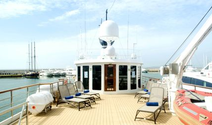 To Callisto Charter Yacht - 4