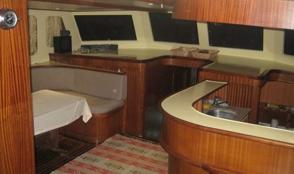 Lord of the Blue Charter Yacht - 5