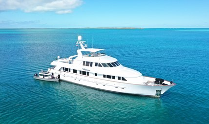 Wonderland Charter Yacht