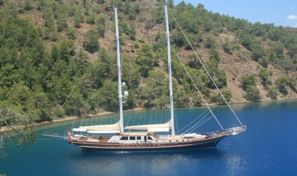 Kaya Guneri V Charter Yacht - 2
